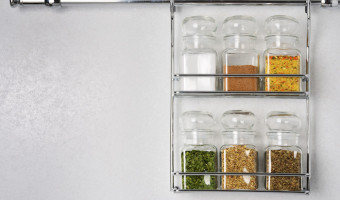 How to Declutter: Spices and Sauces