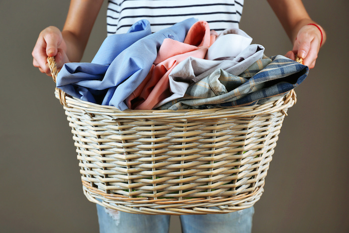How to Declutter: Laundry